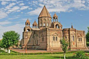 Etchmiadzin, Armenia