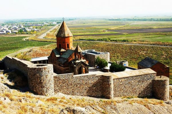 Khor Virap church monastery, Armenia