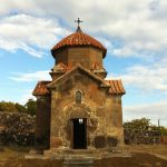 Karmravor church, Armenia 01