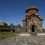 Karmravor church, Armenia