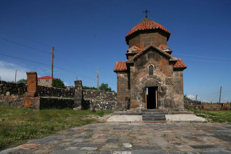 Karmravor church, Armenia