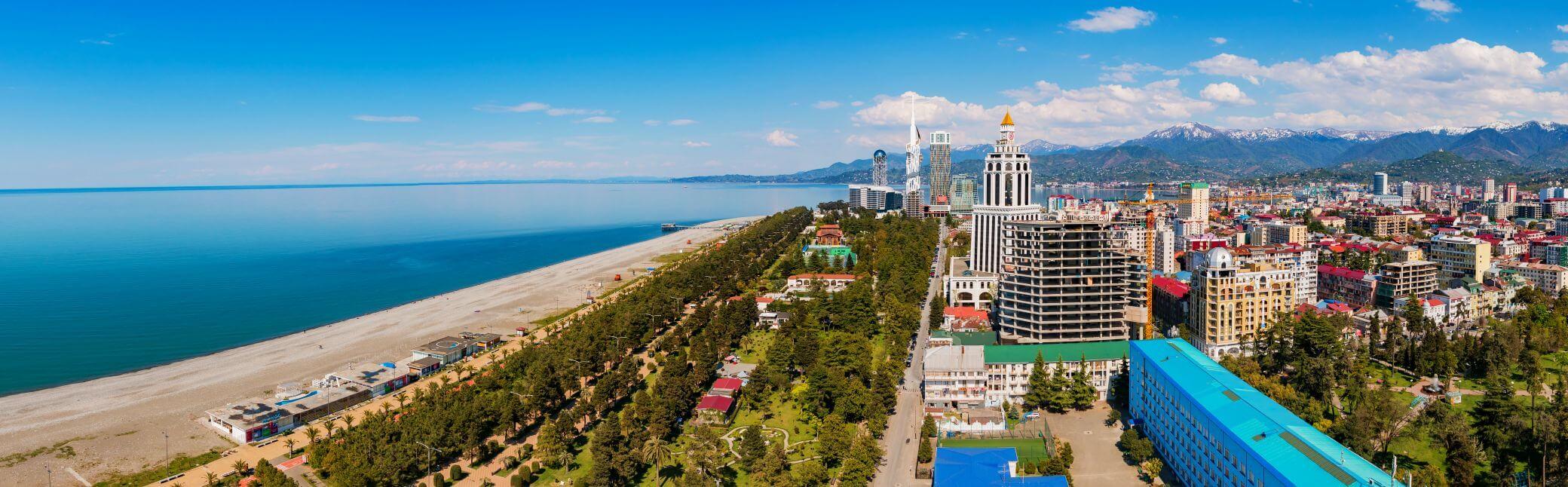 Georgia, Batumi