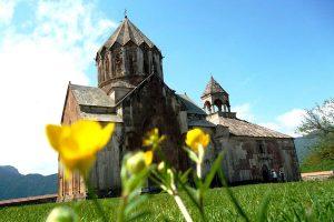 Gandzasar, Armenia