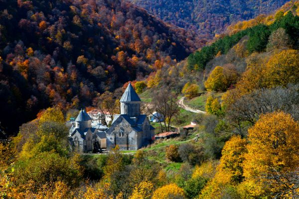 Hagharcin, Armenia