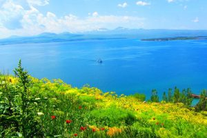 Sevan Lake,Armenia