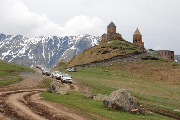 Gergeti Church, Georgia