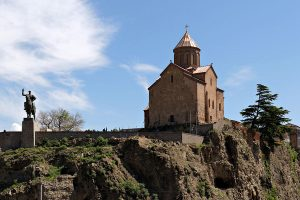 Metechi Church, Georgia