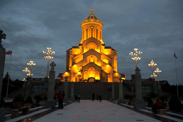 Sameba Cathedral, Georgia