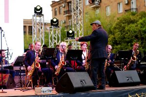 International Jazz Day, Cascade Complex, Yerevan