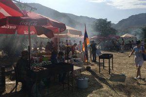 Khorovats Festival, Akhtala