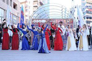 Yerevan Taraz Fest, Northern Avenue Yerevan