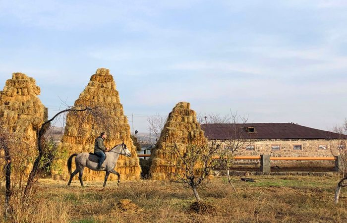 Ayrudzi Riding Club, Armenia