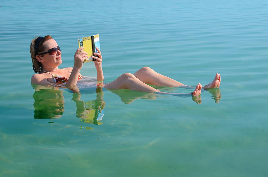 Dead Sea, Israel