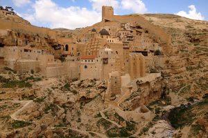 Judean Desert Monasteries, Israel
